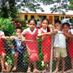 Children from Tongatapu