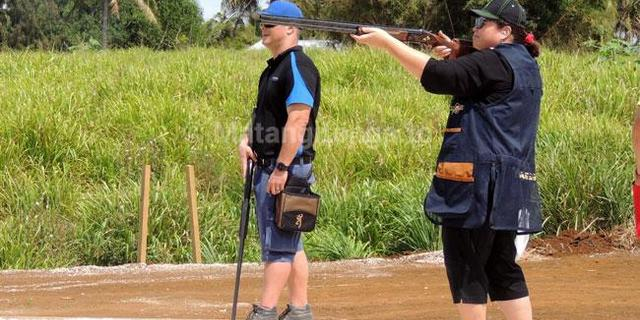 EM Jones Group Contributed to the New shooting range on Tongatapu